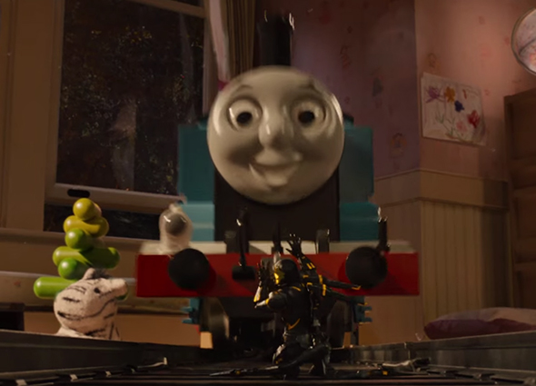 Oh Thomas, where did it all go wrong