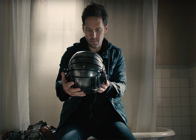 Paul Rudd brings a new energy to the role