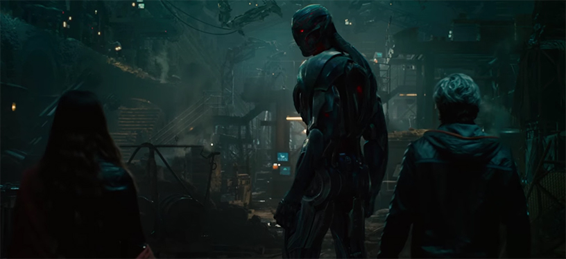 Ultron is close to being Marvel's first really good villain