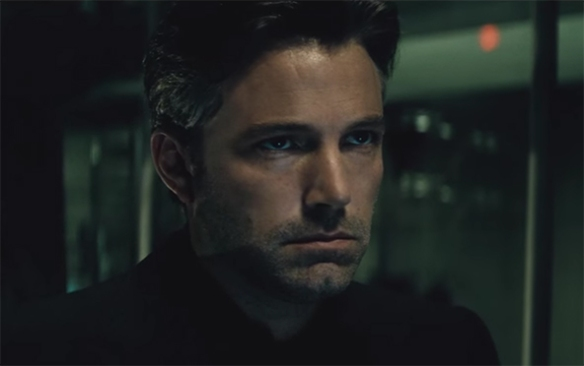 They don't give him much to do, but Ben Affleck is a good Batman