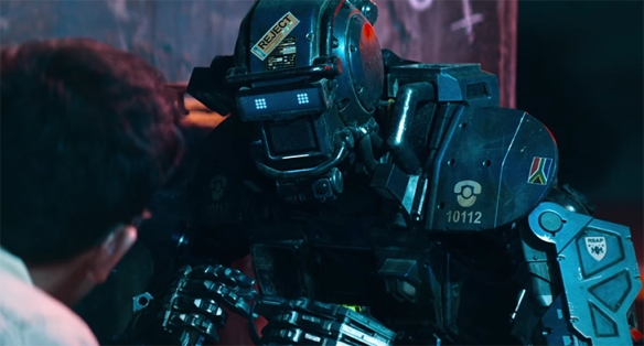 Chappie works because its characters are compelling