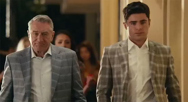 What a waste of talent. Dirty Grandpa. Image Credit: Lionsgate.