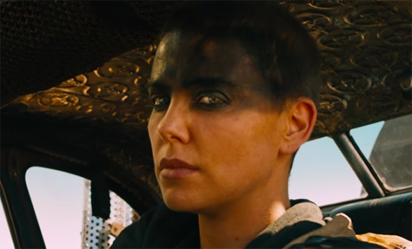 Charlize Theron kicks ass Furiosa