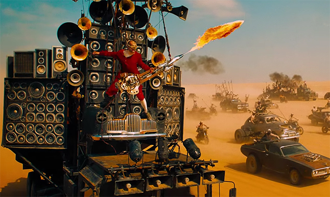 Mad Max Fury Road. Image Credit: Warner Bros./Roadshow.