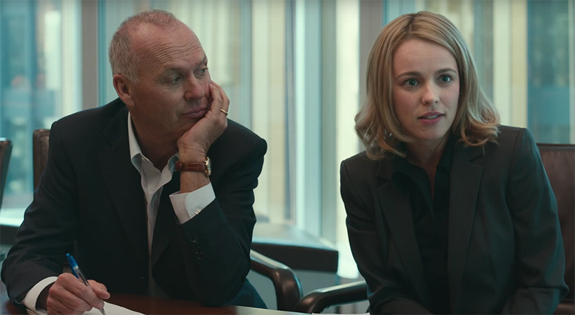 Spotlight has one of the strongest cast that I have seen. Spotlight. Image Credit: Open Road Films.