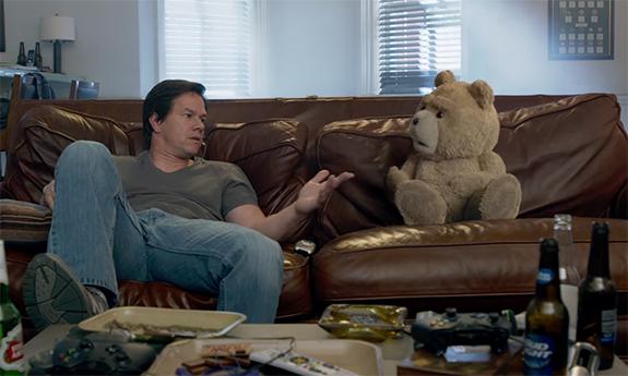 Mark Wahlberg & Seth McFarlane do work well together