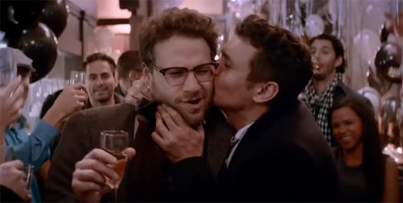 Seth Rogen & James Franco are a great cinematic pair