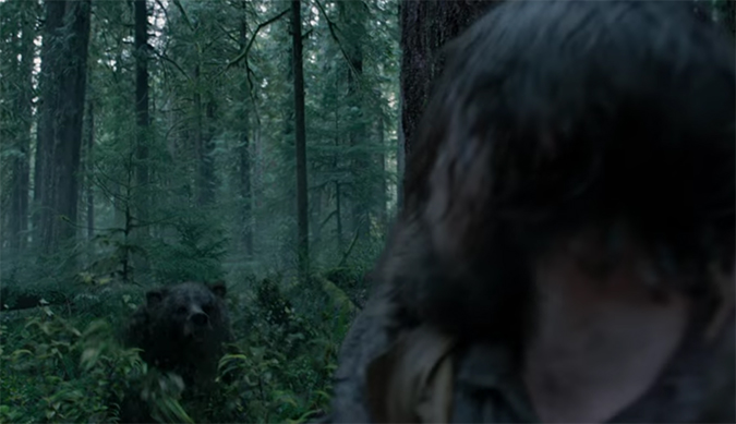 The Bear sequence is something they will be using in teaching filming techniques for years to come. The Revenant. Image Credit: 20th Century Fox.