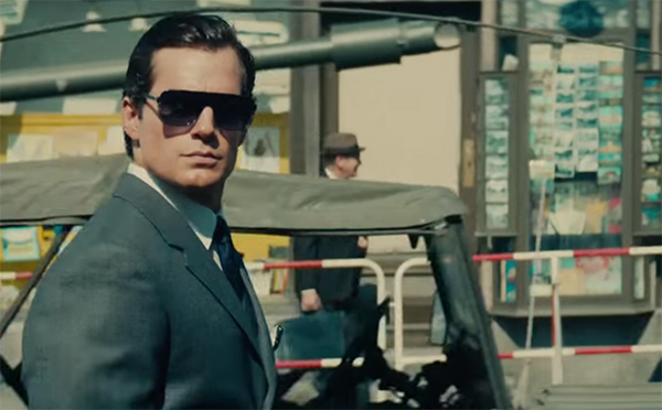 Henry Cavill shows that he has charisma