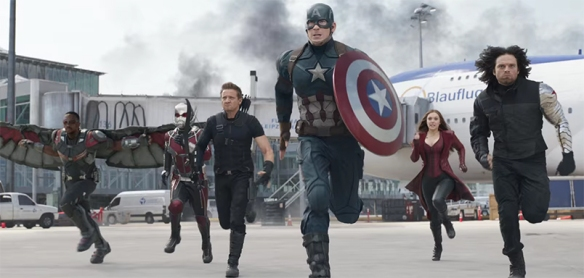 If you just want to see the Avengers fight each other in interesting ways well you're covered here