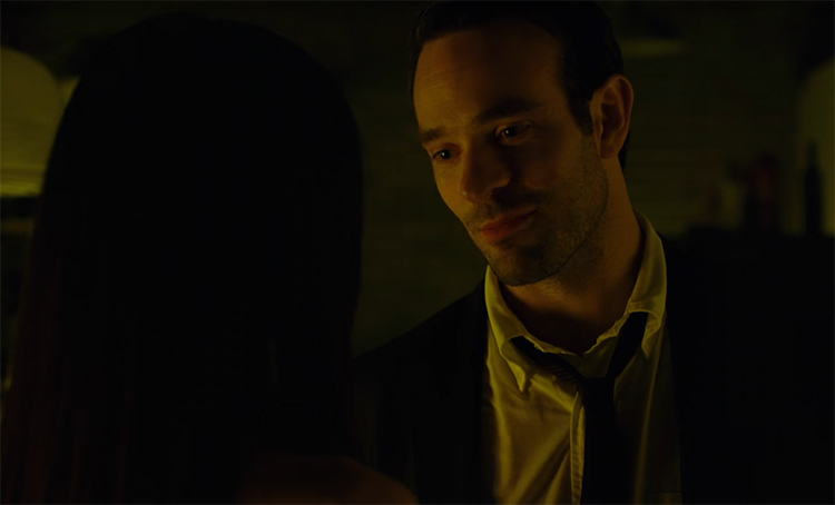Charlie Cox is still some of Marvel's best casting. Daredevil. Image Credit: Marvel/Netflix.