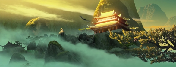 Kung Fu Panda 3 is such a beautiful film