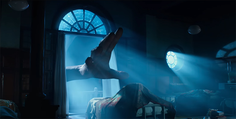 You can tell Steven Spielberg directed with some amazing work like this. The BFG. Image Credit: Disney.
