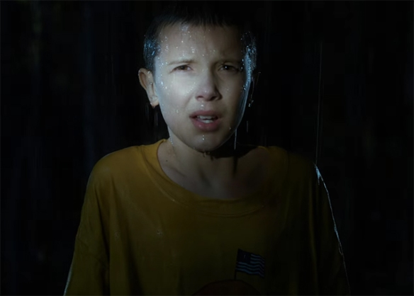 Millie Bobby Brown is a revelation as 11