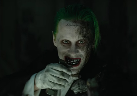 This scene does not make it to the final cut of the movie. Suicide Squad. Image Credit: Warner Bros.