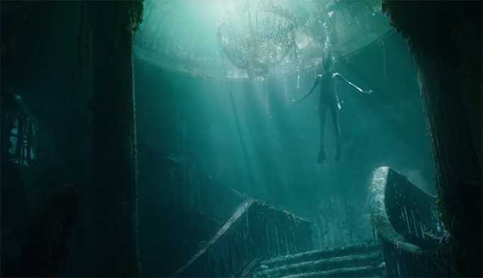 It has some beautiful moments. Miss Peregrine's Home for Peculiar Children. Image Credit: 20th Century Fox.