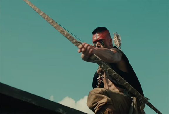 Martin Sensmeier gives a commanding performance as Red Harvest