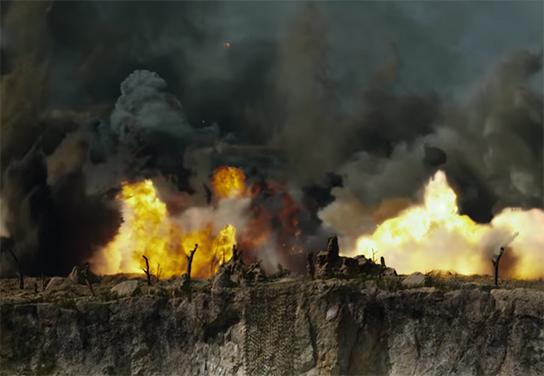 Hacksaw Ridge. Image Credit: Lionsgate.