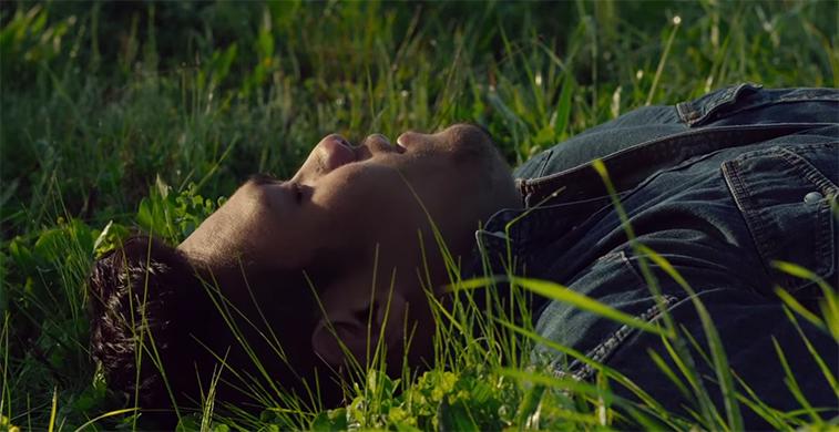The framing in this film is exquisite. Mercenary (Mercenaire). Image Credit: Ad Vitam.