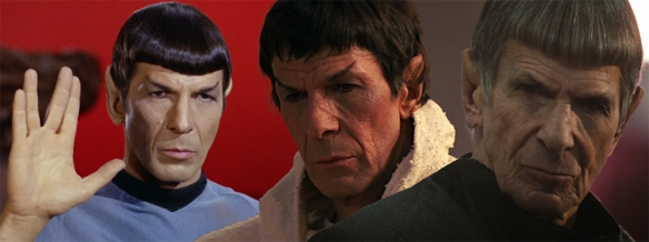 Spock is one of the most iconic characters in history