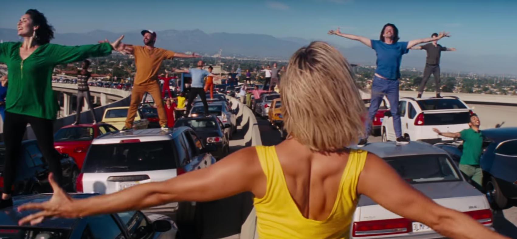 If for nothing else you should watch La La Land for it's amazing opening. La La Land. Image Credit: Lionsgate.