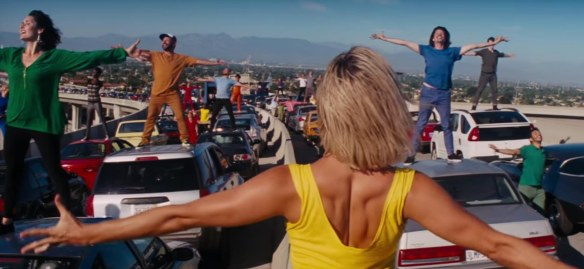 If for nothing else you should watch La La Land for it's amazing opening