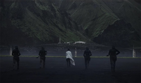 Rogue One uses some fantastic locations