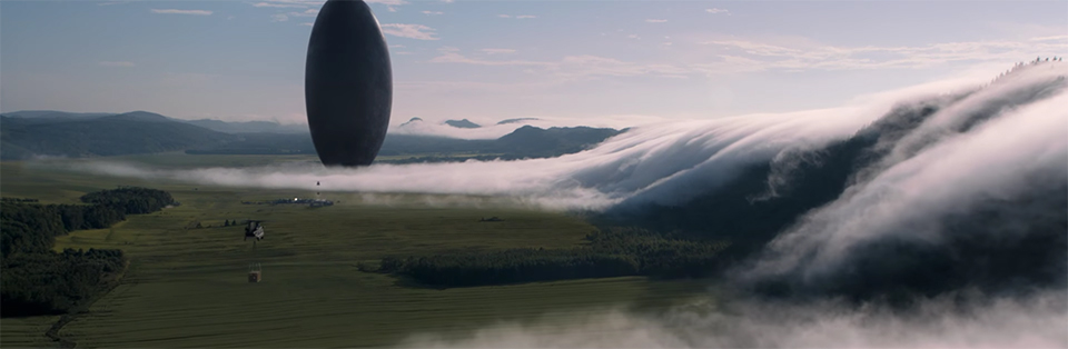 Arrival - Image Credit: Paramount Pictures