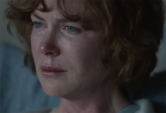 You can not help but be moved by Nicole Kidman's performance