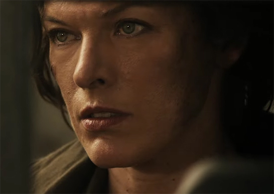 Milla Jovovich still brings a lot of power to the role of Alice. Resident Evil: The Final Chapter. Image Credit: Sony.