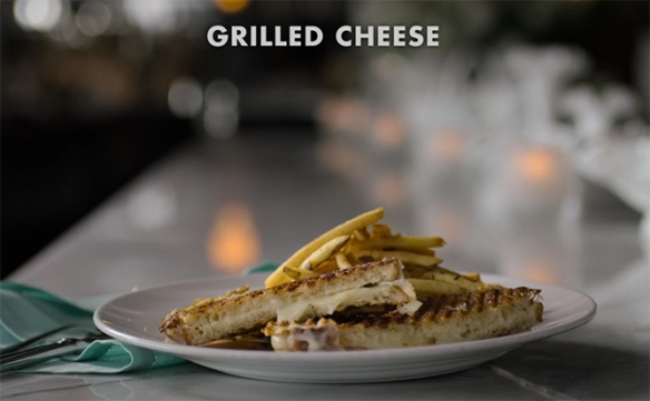 The power of a good Grilled Cheese