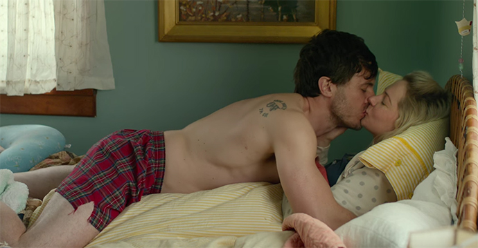 A moment of real in a Hollywood film. Manchester by the Sea. Image Credit: Amazon Studios.