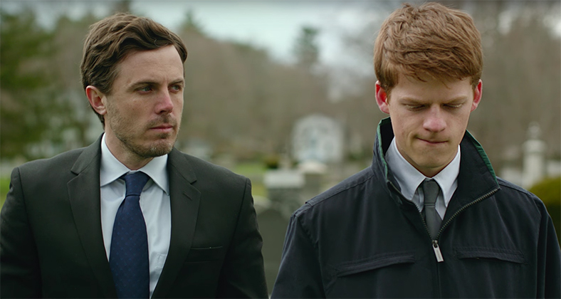 The rapport between Casey Affleck & Lucas Hedges is at the heart of Manchester by the Sea. Manchester by the Sea. Image Credit: Amazon Studios.