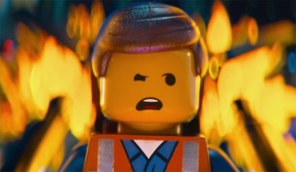 Everything was not awesome with The Lego Movie's launch in Australia