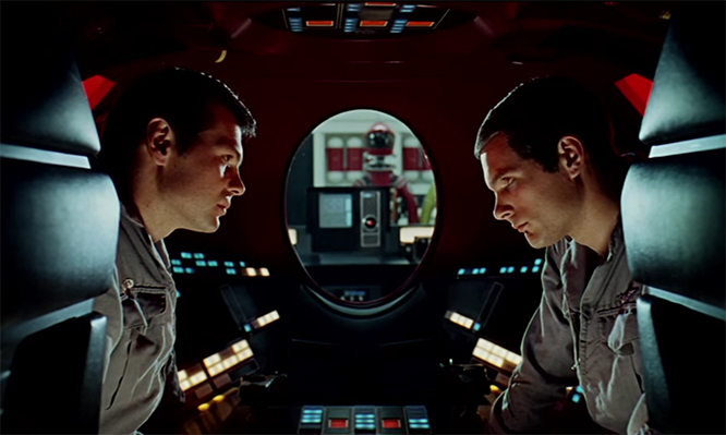 It's rare that a fifty year old film can make an audience gasp. 2001 A Space Odyssey. Image Credit: MGM.