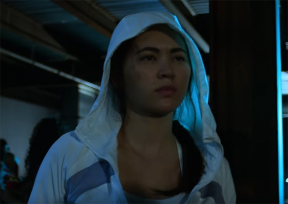 Jessica Henwick's fight scenes are one of Iron Fist's stand outs
