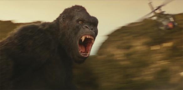 Kong is wonderfully realised
