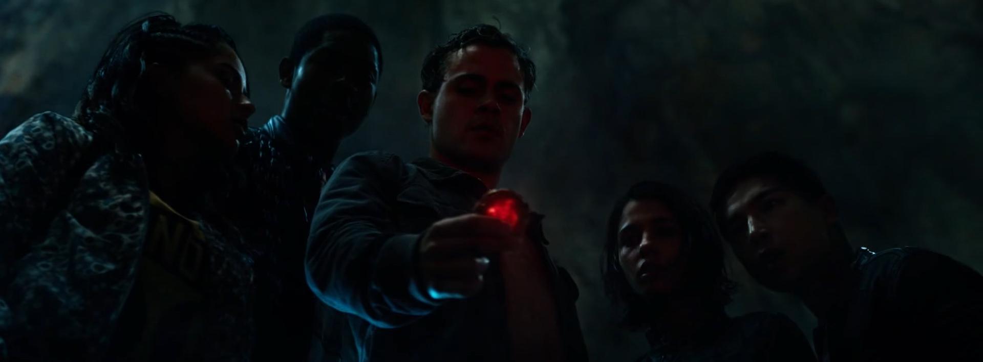 Power Rangers. Image Credit: Lionsgate.