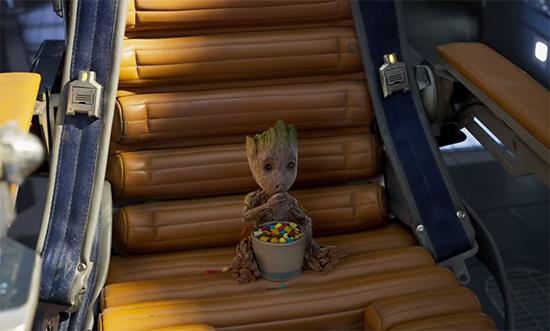 Gotta love baby Groot