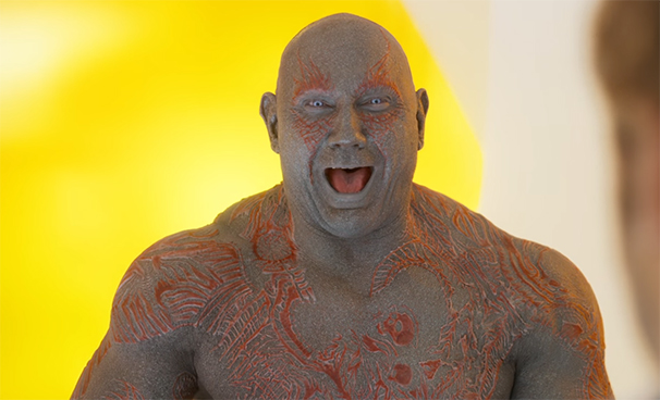 Vol. 2 is one of the funniest films I have seen in a while. Guardians of the Galaxy Vol. 2. Image Credit: Marvel/Disney.