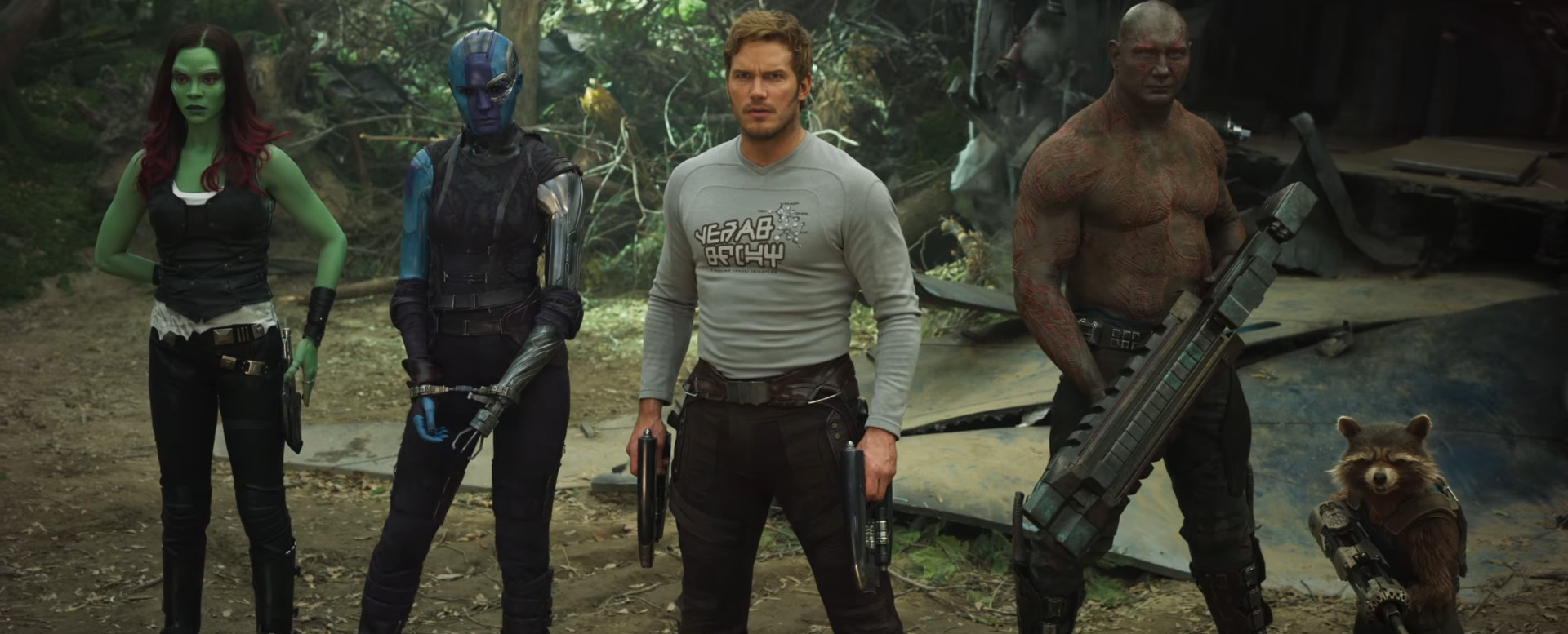Guardians of the Galaxy Vol. 2. Image Credit: Marvel/Disney.