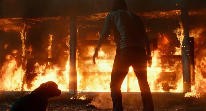 Poor John can't catch a break. John Wick Chapter 2. Image Credit: Lionsgate.