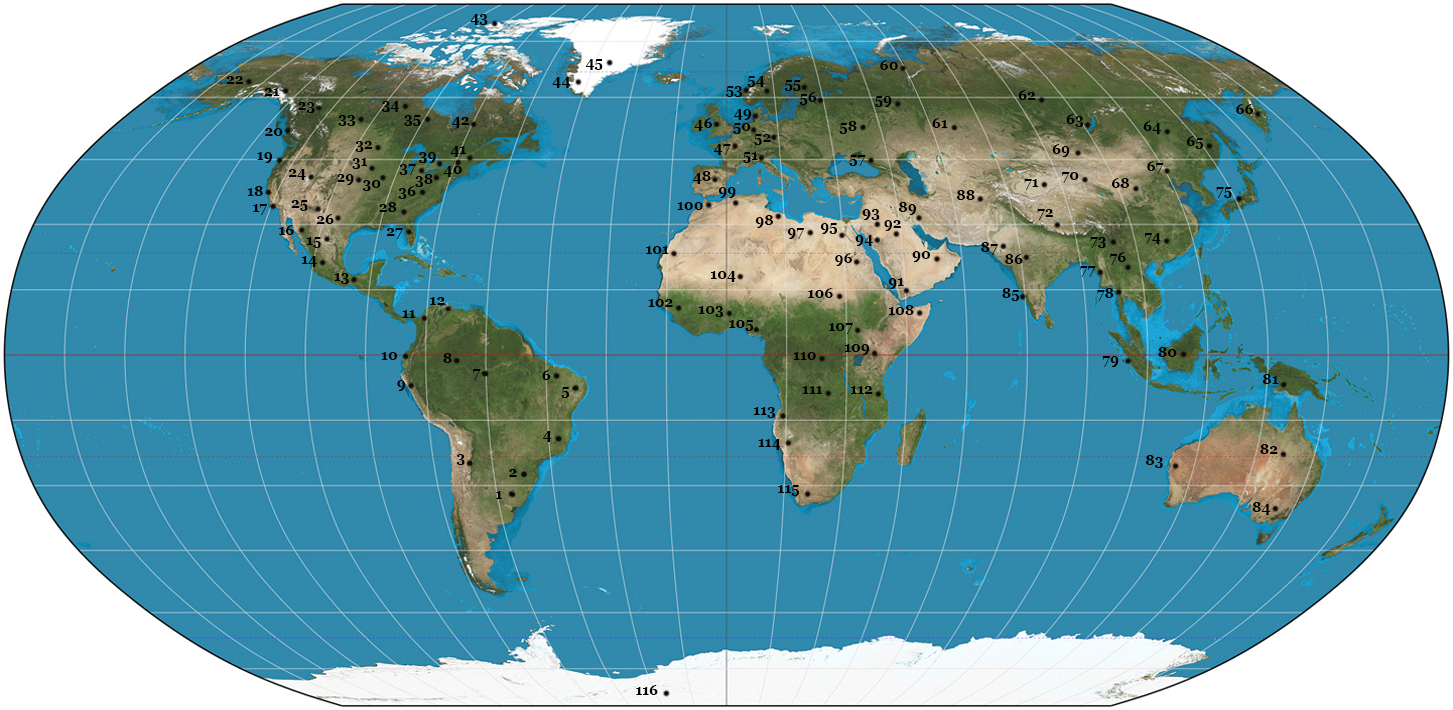 MapIt Team America World Police TLDR Movie Reviews And Analysis - Full world map