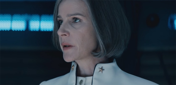Rachel Griffiths always gives a command performance
