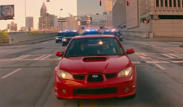 Baby Driver is explosive from the start