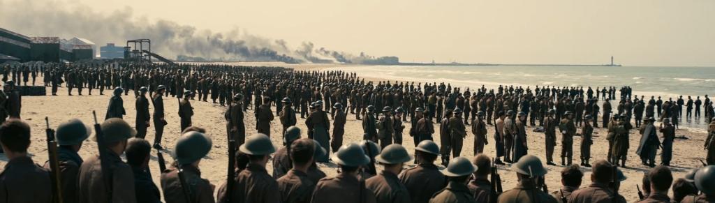 Dunkirk. Image Credit: Warner Bros.
