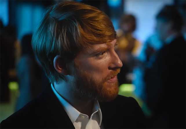 It has been great to see Domhnall Gleeson in so many good films. American Made. Image Credit: Universal.