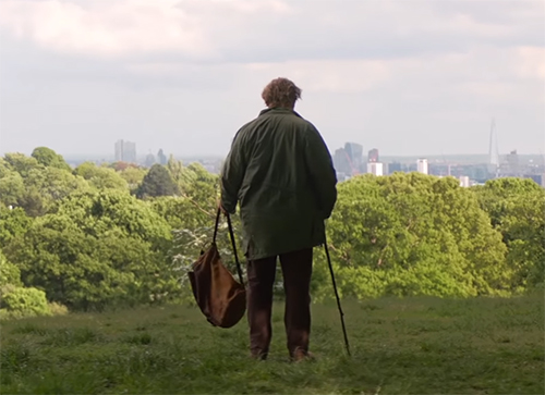 Hampstead makes the most of its beautiful scenery. Hampstead. Image Credit: Entertainment One.