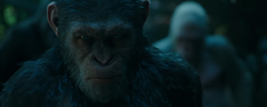 War of the Planets of the Apes. Image Credit: 20th Century Fox.