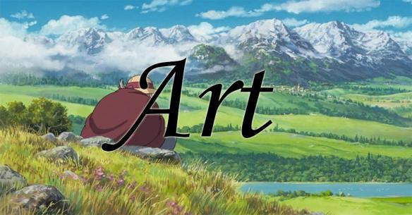 The Art of Ghibli